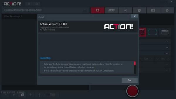 Mirillis Action! 4.10.5 Crack Plus Activation Code 2020 Download - {Latest]