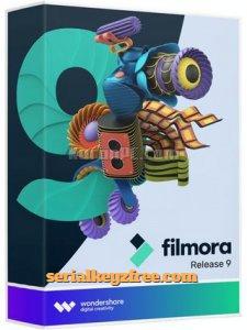 Wondershare Filmora 9.5.1.5 Crack & Keygen 2021
