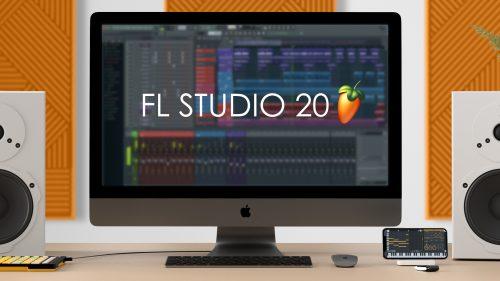 FL Studio 20.7.2.1852 Crack + Registration Key 2020 Download