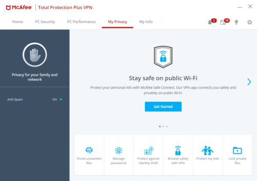 McAfee Total Protection 2020 16.0 R26 Crack + Serial Key Portable