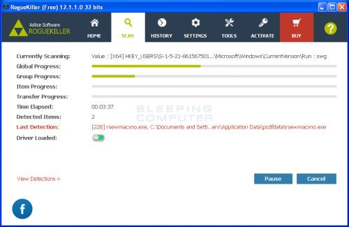 RogueKiller 14.7.1.0 Crack + Serial Keygen 2020 Free [Latest]