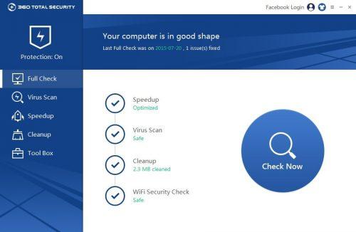 360 Total Security 10.8.0.1234  Crack Full Registration Code 2021
